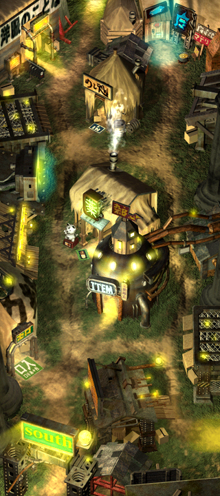 Wall Market (Final Fantasy VII field)