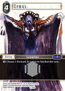Zemus 2-148H from FFTCG Opus