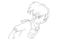 Ai sketch 9 for Final Fantasy Unlimited