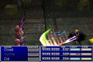 FFVII Blade Beam 1