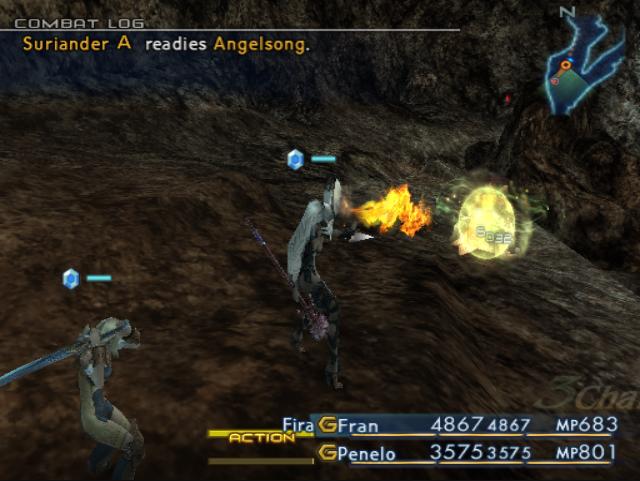 Black Magicks (Final Fantasy XII)/Original