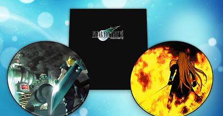Final Fantasy VII Vinyl Limited Edition