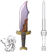 Final Fantasy IX - Dagger Art