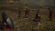 IVth Legion soldiers