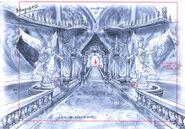 Kuja's Palace FFIX Art 1