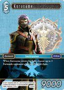 Kurasame 3-031R from FFTCG Opus