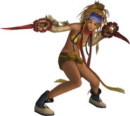 Rikku the Thief