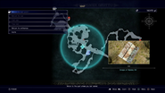 Scraps of Mystery XIV Glacial Grotto from FFXV