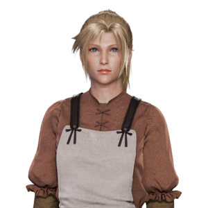 Claudia Strife from FFVII Remake render.png