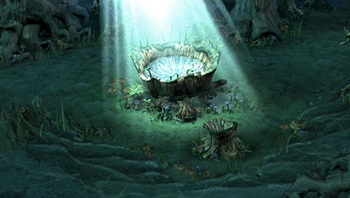 Evil Forest Fountain by Alberto Forero.jpg