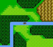 FFIII NES River