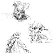 Yoshida-FFT Sketches