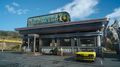 Crows Nest Diner at Longwythe Rest Area in FFXV