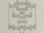 FFIVDS Dwarven Castle Map