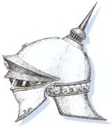 FFVI Diamond Helm Artwork