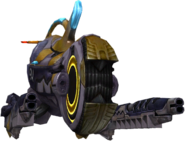 FFXIII enemy Falco Velocycle