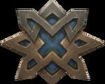 The Knight's Shield in Final Fantasy X.