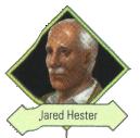 Джаред Хестер
