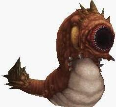 Land Worm in Final Fantasy IX.