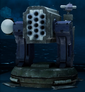 Sentry Launcher from FFVII Remake