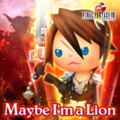 TFFAC Song Icon FFVIII- Maybe I'm a Lion (JP)