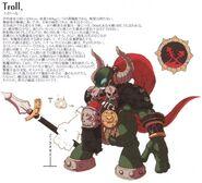 Troll FFIX Art