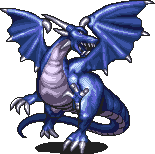 Blue Dragon (Dimensions)