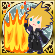 FFAB Fire2 - Cloud Legend SR+