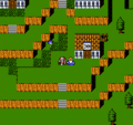 FFIII NES Ancient's Village