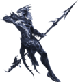 Flickering Dragoon