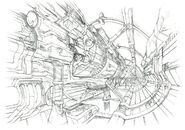 Lunar Gate FF8 Art 4