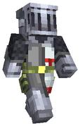 Minecraft FFXV Imperial Rifleman