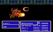 FFIII NES Megaflare