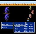 FFIII NES Quicksand