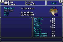 Final Fantasy VI support abilities