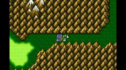 Final_Fantasy_II_(US)_IV_-_Sliding_Glitch_and_Skipping_Mist_(SNES)