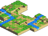 Giza Plains (Tactics Advance)