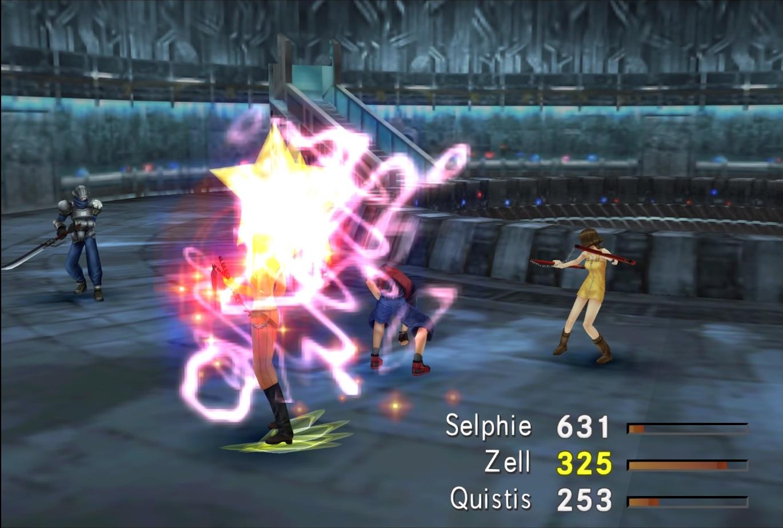 Sleep (Final Fantasy VIII)