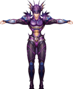 Kain Highwind from WotV render 1