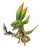Lizardman (Ring of Fates)