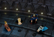 Party imprisoned in FFVIII Remastered