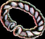 Silver Armlet FFI Art