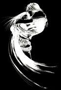 Squall Rinoa bw3