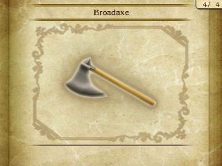Broadaxe