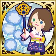 FFAB Blizzard - Yuna Legend SR