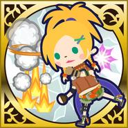FFAB Brimstone - Rikku Legend SR
