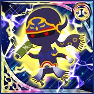 FFAB Throw (Lightning Scroll) Legend UR