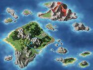 FFBE Grandshelt Isles Map