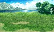 FFIV Battle Background WM DS