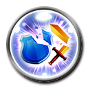 FFRK Deprotect Shot Icon